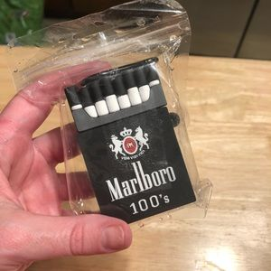 New in packaging Marlboro cigarettes AirPod case